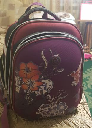 Рюкзак с ортопедической спинкой CLASS