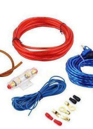 Набор проводов для усилителя / сабвуфера X9