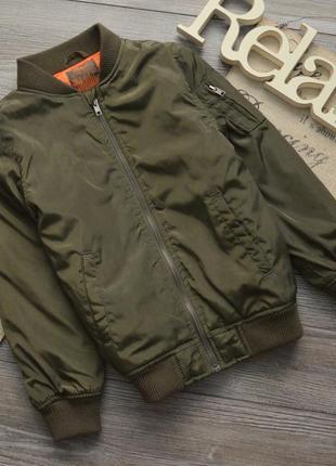 Куртка бомбер rebel 8-9л