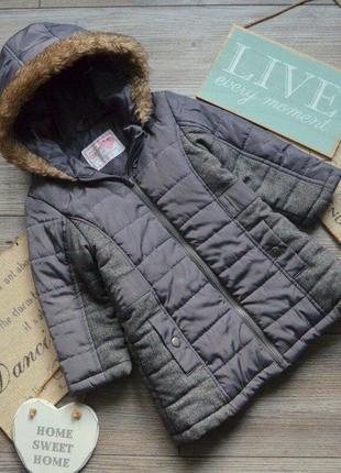 Куртка пальто yd 2-3г