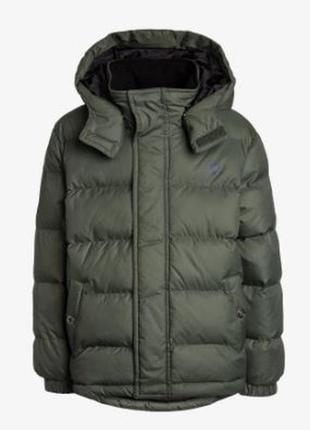 Куртка пуховик хаки зима timberland ор-л 11-12л