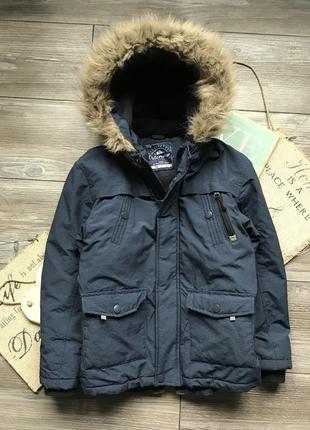 Куртка парка еврозима/зима george 8-9л