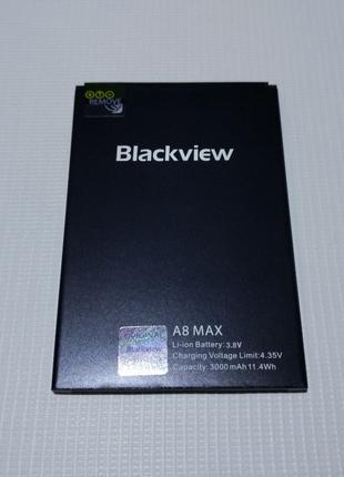 Оригинальная батарея аккумулятор для Blackview A8 Max
