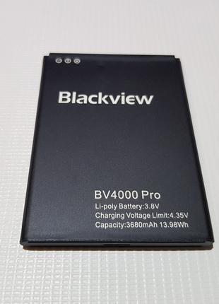 Оригинальная батарея аккумулятор для Blackview BV4000 / BV4000...