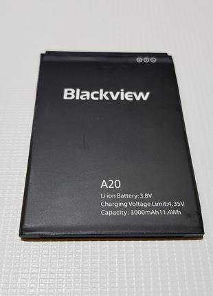 Оригинальная батарея аккумулятор для Blackview A20