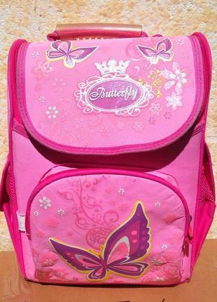 Школьный ортопедический рюкзак willy