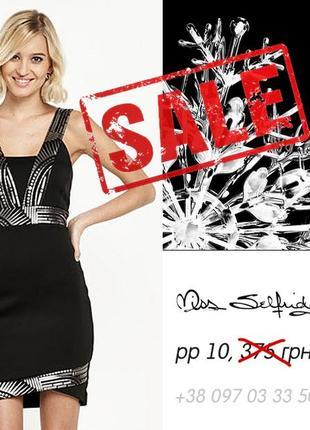 Распродажа! стильное вечернее платье, miss selfridge оригинал ...