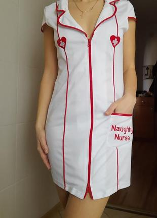 Игровой костюм эротический медсестра