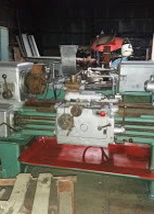 2 станка 1К62 рмц 1м со шлифованными станинами