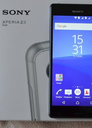 Смартфон  Sony Xperia Z 3 Dual 6633 оригінал