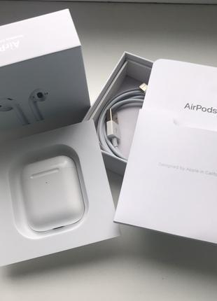 Apple AirPods 2 refurbishing