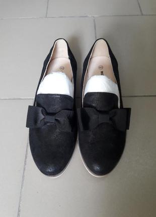 Слипоны,туфли