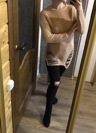 Просто нереально красивый свитер