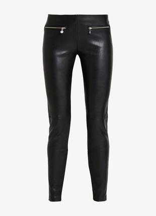 Очень красивые брюки-лосины на флисе