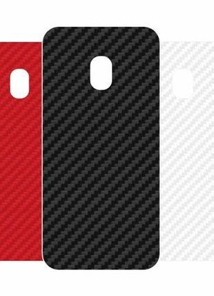 Плівка під Карбон Метал Шкіру Samsung Galaxy J3 J5 J7 2017 201...