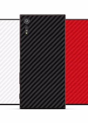 Плівка Карбон Метал Шкіра Sony Xperia XA XZ 1 2 3 Compact Ultr...