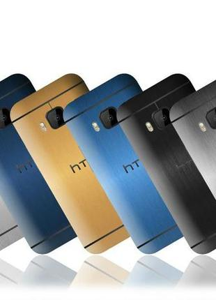 Плівка Карбон Метал Шкіру HTC One M7 M8 M9 M10 A9 карбоновая п...