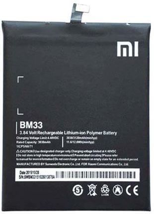 Аккумулятор к телефону Xiaomi BM33 3030mAh