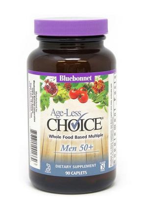 Комплекс витаминов и минералов для мужчин старше 50 лет Bluebo...