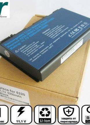 Батарея аккумулятор Acer GRAPE32 4 TM00751 5220 5210 5520 4 7 ...