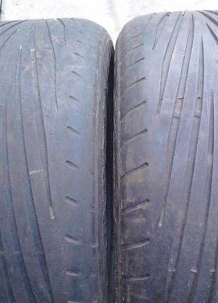 Шини літні бу 215/55 ZR16 GoodYear Eagle F1 GS-D3
