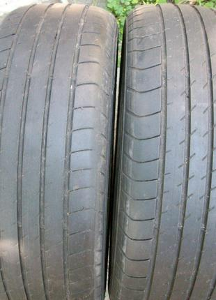 шини літні бу R16 205/55 Dunlop SP Sport 2050m