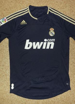 Футболка real madrid , сезон 2007/08, adidas
