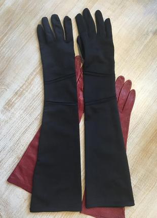 Аристократические лайкровые перчатки для праздничного вечеринк...