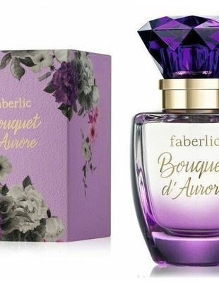 Парфюмерная вода для женщин Bouquet d'Aurore Faberlic