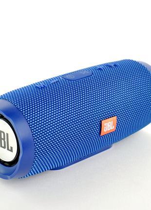 Портативная колонка JBL Charge 3+ (Bluetooth, FM, USB, 2 динам...