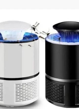 Лампа-ловушка уничтожитель комаров Mosquito Killer Lamp