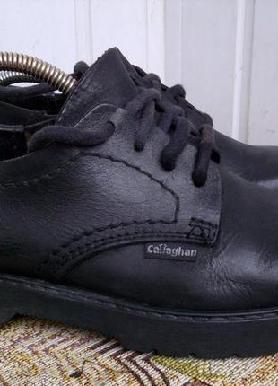 Полуботинки туфли callaghan usa style