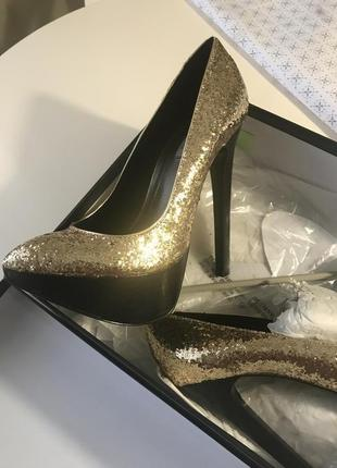 Туфлі Mia limited edition