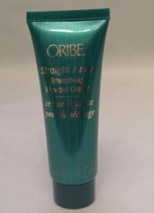 Полирующий крем для разглаживания волос oribe straight away sm...