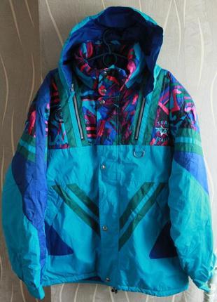 Супернадежный горно-лыжный костюм винтаж vintage fila team ita...