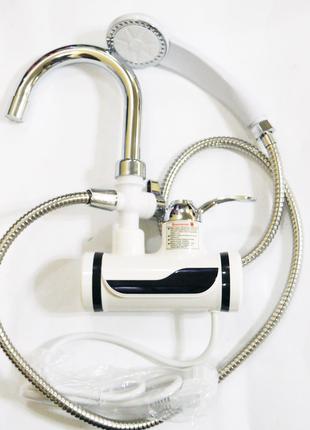 Проточный водонагреватель с душем LCD экраном Instant Electric