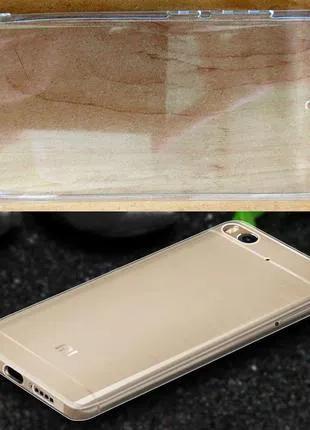 Силиконовый чехол для Xiaomi Mi5S, Redmi Note 4