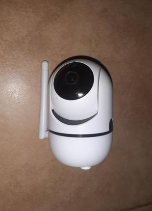 IP WiF PTZ камера поворотная с отслеживанием движения