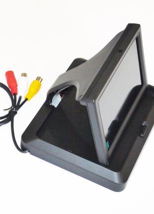 5'' складной монитор для камеры заднего вида