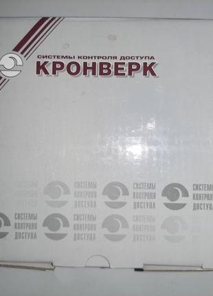 "Контроллер системы контроля доступа Кронверк ""Кронверк СМ-Т"" (..."