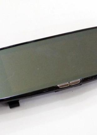"D36 Зеркало регистратор, 7"" сенсор, 2 камеры, GPS, WiFi, 16G"