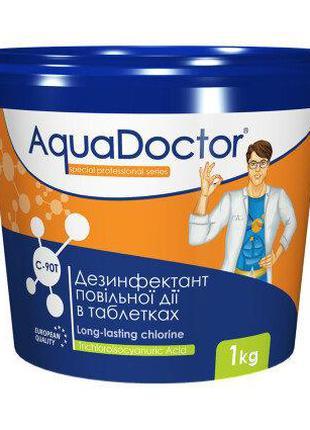 Дезинфектант на основе хлора быстрого действия AquaDoctor C-90...