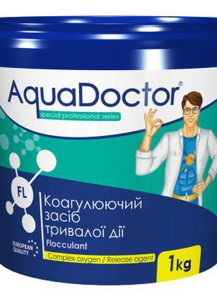 Коагулирующее средство в гранулах AquaDoctor FL-1 кг