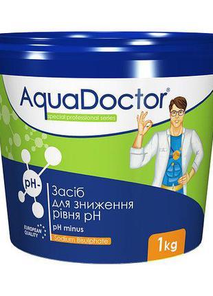 Средство для снижения уровня pH AquaDoctor pH Minus 1кг
