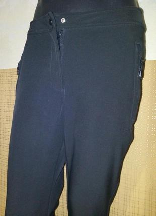 Мембранные * softshell* стрейчевые штаны с технологией techtex