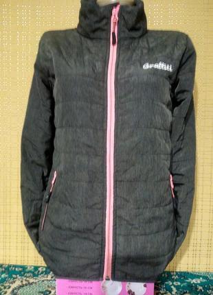 Деми куртка 10/140 см