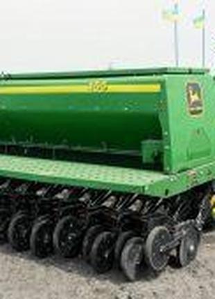 Сеялка зерновая  John Deere 455 2008 года