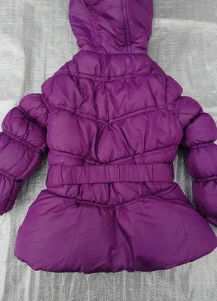 Курточка для девочки 3 года