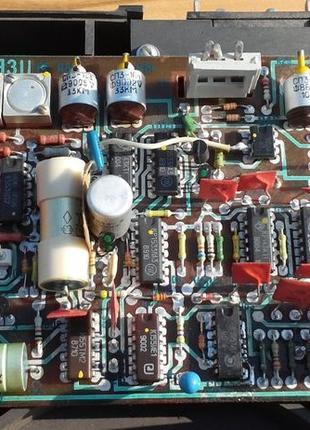 Эстония ЭП- 010 блок управления двигателя