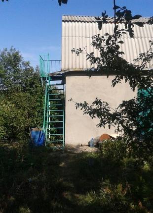 Дачный домик в тов. Автомобилист, село Ленинское